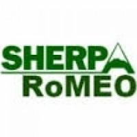 SHERPA/RoMEO