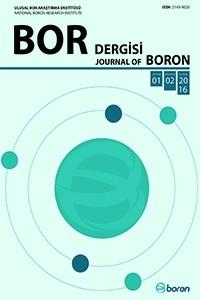 Journal of Boron