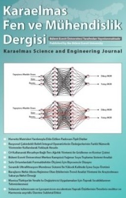 Karaelmas Fen ve Mühendislik Dergisi
