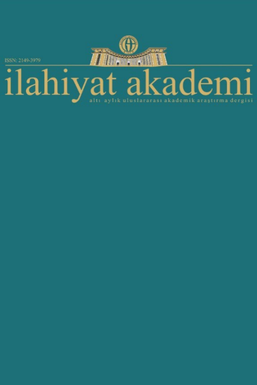 İlahiyat Akademi Dergisi (Gaziantep Üniversitesi İlahiyat Fakültesi)