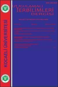 Uygulamalı Yerbilimleri Dergisi
