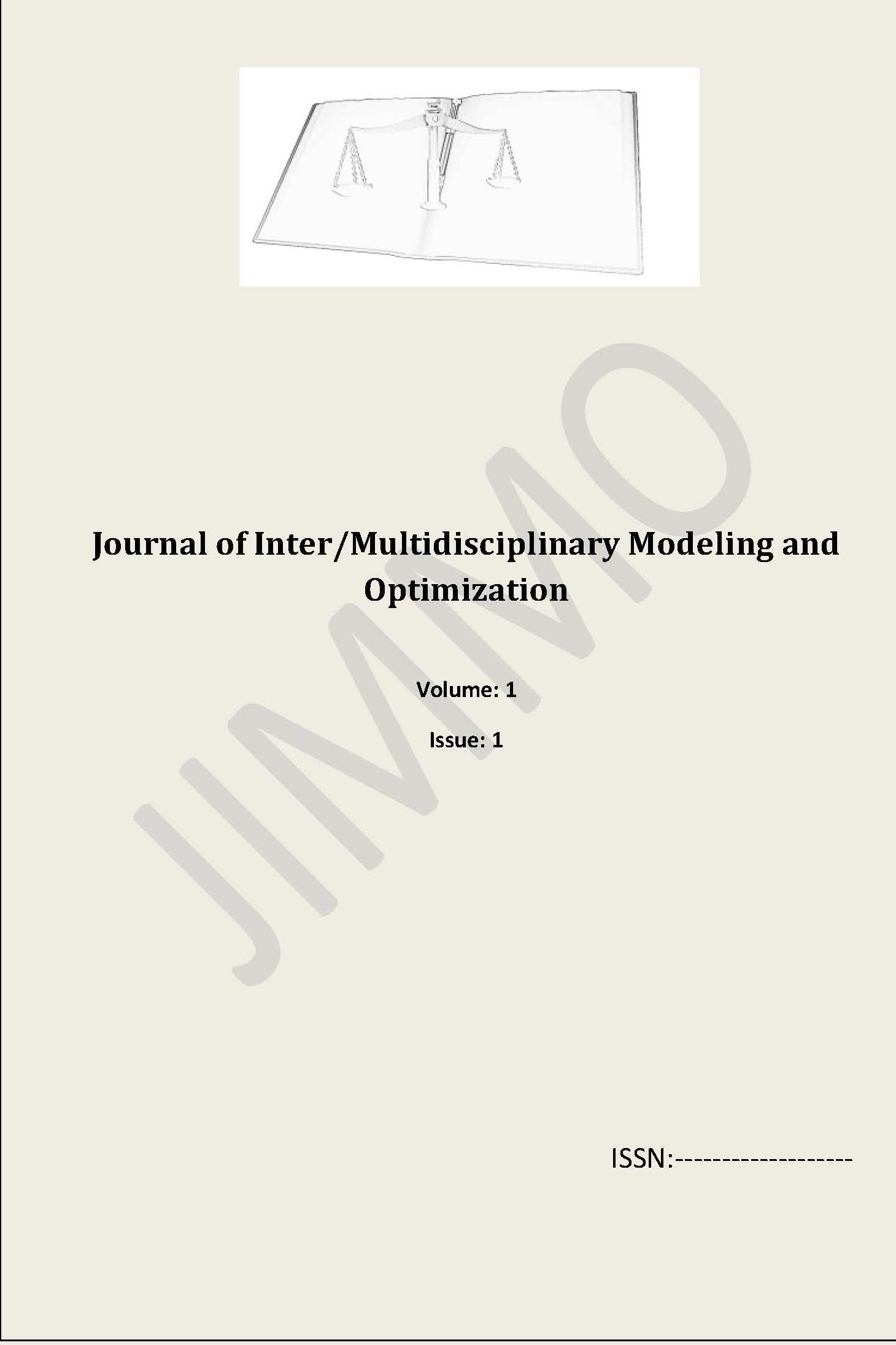 Journal of Multidisciplinary Modeling and Optimization