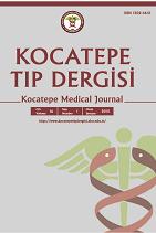 Kocatepe Tıp Dergisi