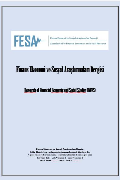 Finans Ekonomi ve Sosyal Araştırmaları Dergisi