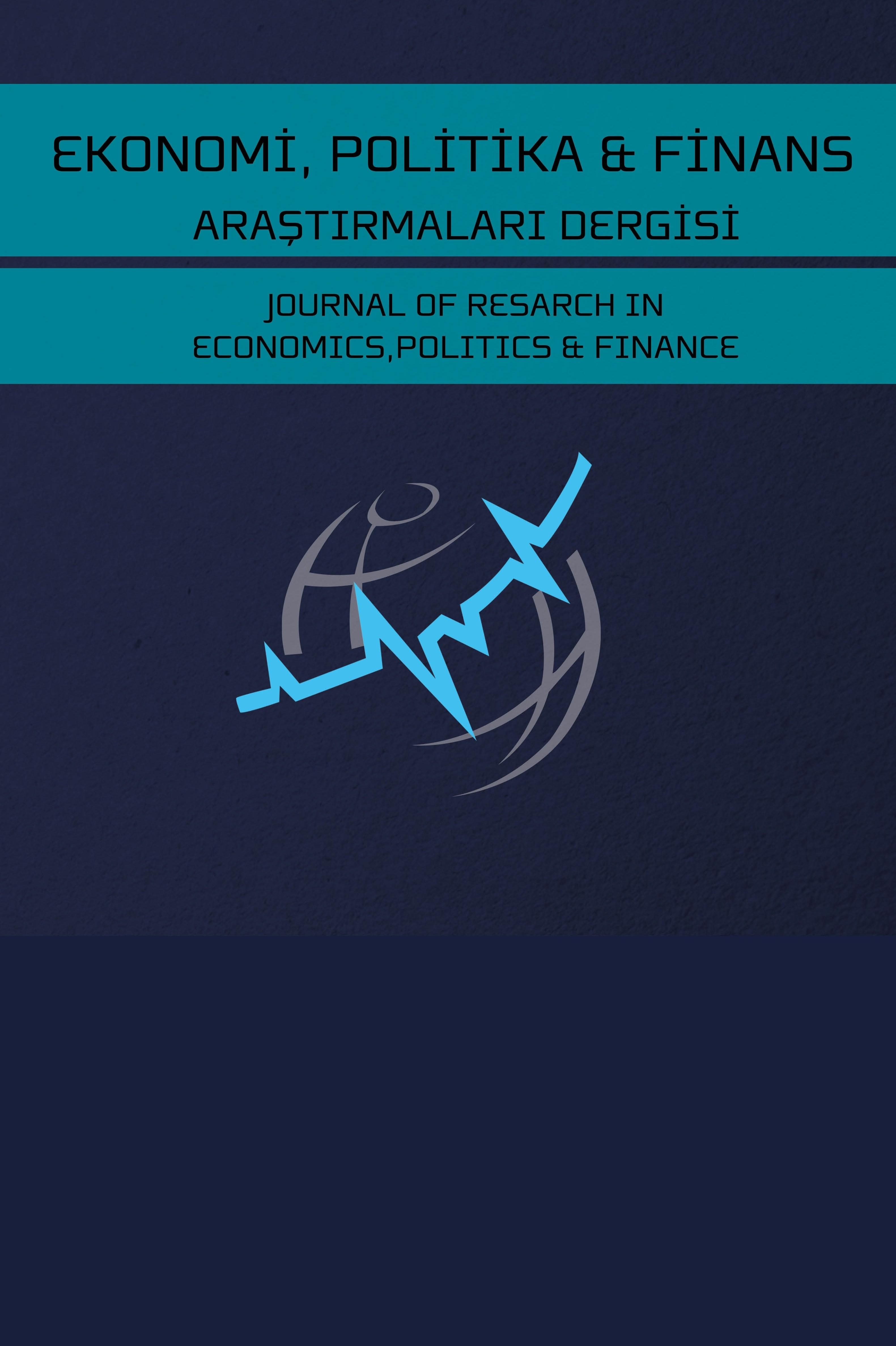 Ekonomi, Politika & Finans Araştırmaları Dergisi