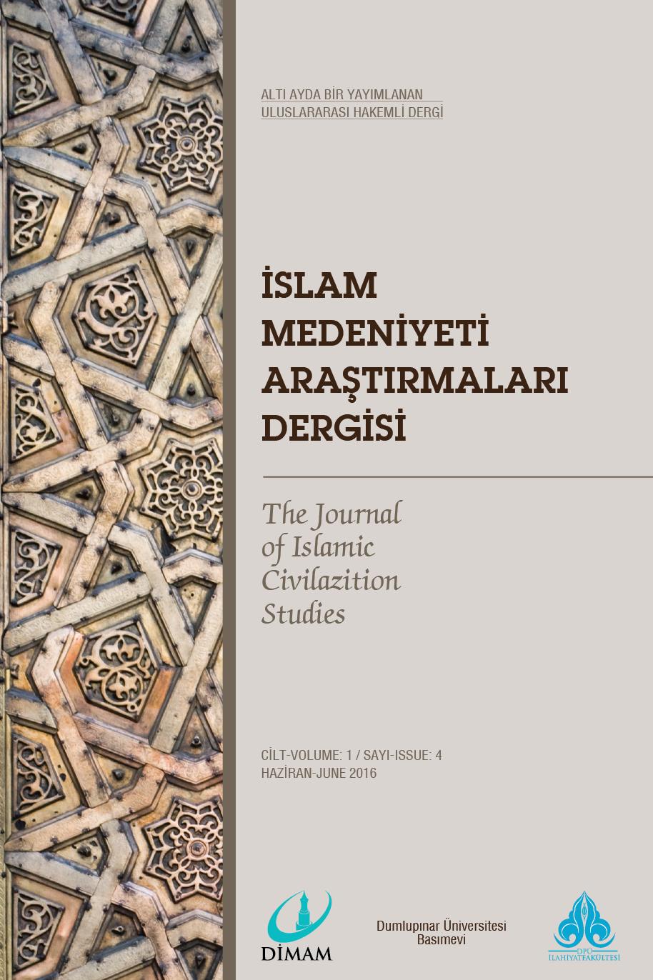 İslam Medeniyeti Araştırmaları Dergisi