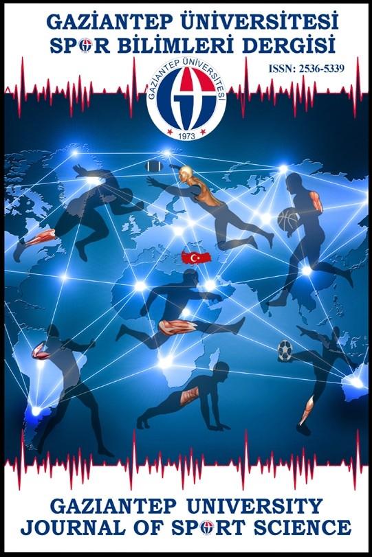 Gaziantep University Journal Of Sport Science