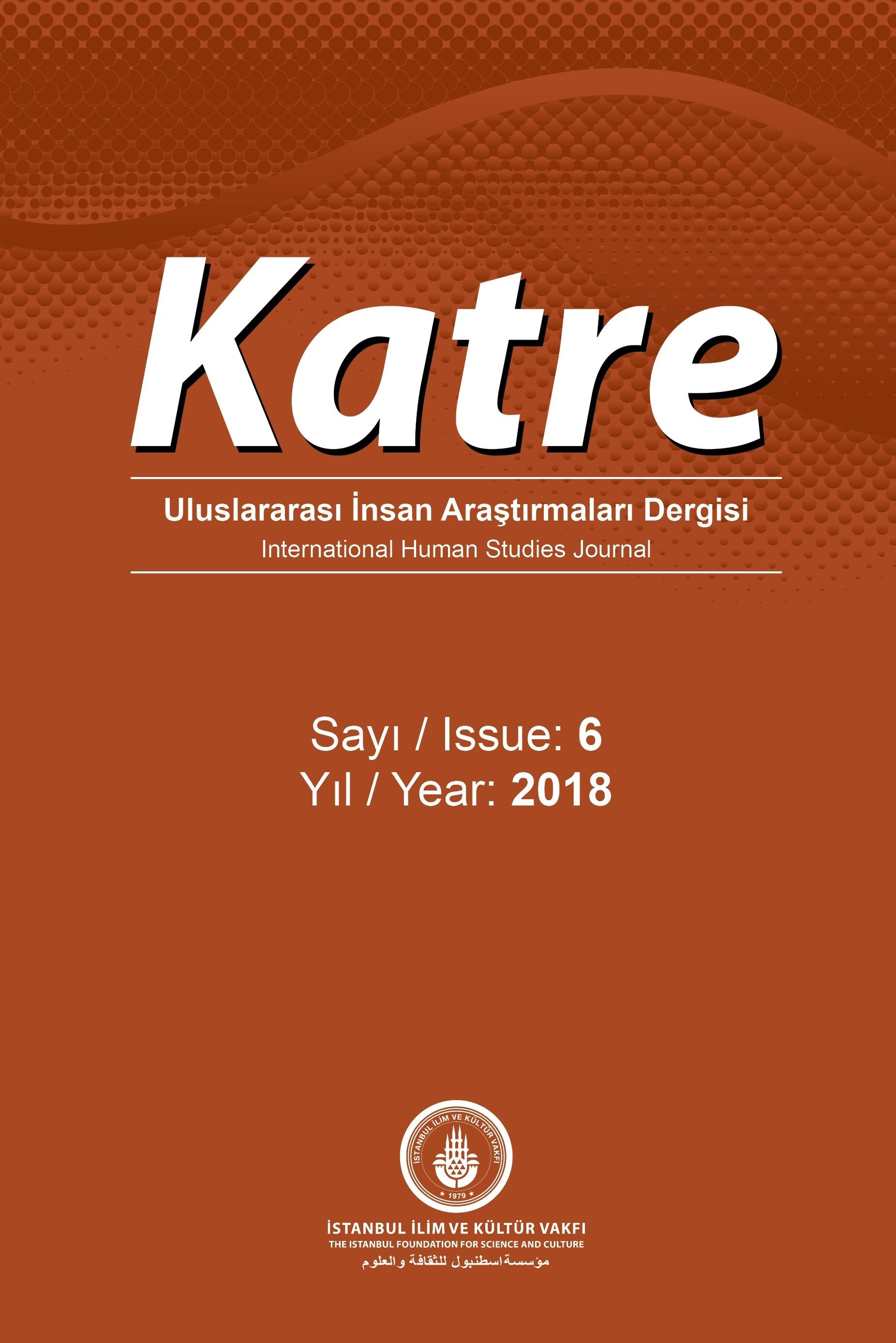 Katre International Human Studies Journal