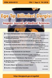 Ege Tıp Bilimleri Dergisi