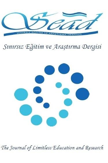 Sınırsız Eğitim ve Araştırma Dergisi
