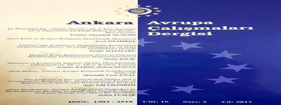Ankara Review of European Studies