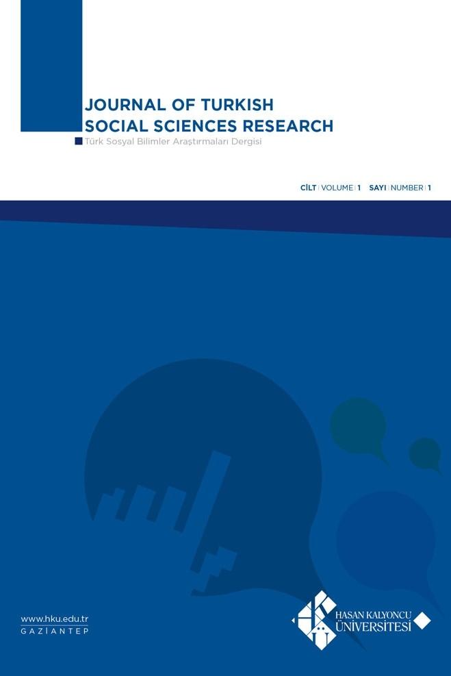 Türk Sosyal Bilimler Araştırmaları Dergisi