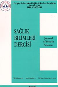 Erciyes Üniversitesi Sağlık Bilimleri Dergisi
