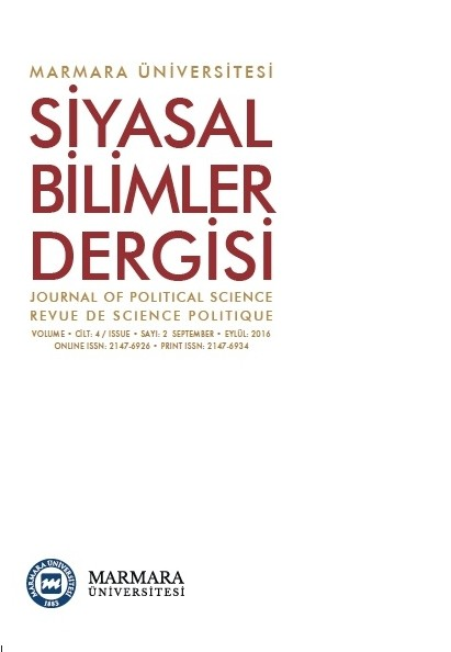 Siyasal Bilimler Dergisi