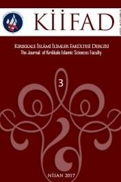 Kırıkkale İslami İlimler Fakültesi Dergisi