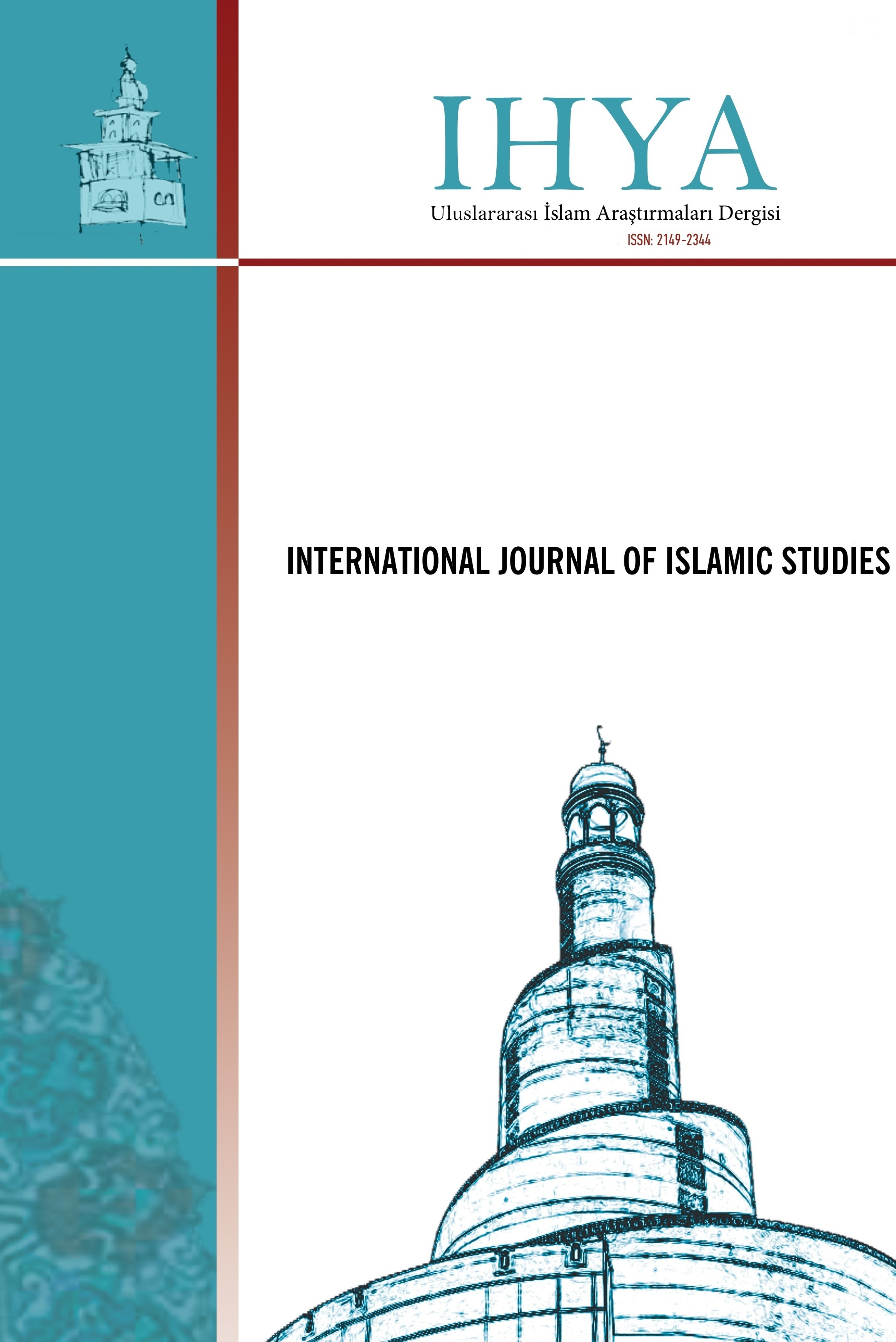 İhya Uluslararası İslam Araştırmaları Dergisi