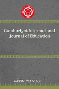 Cumhuriyet Uluslararası Eğitim Dergisi