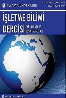 İşletme Bilimi Dergisi