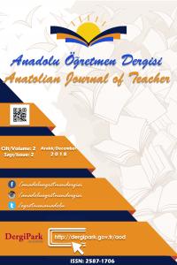 Anadolu Öğretmen Dergisi
