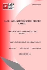 Kadın Sağlığı Hemşireliği Dergisi