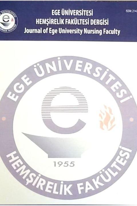 Ege Üniversitesi Hemşirelik Fakültesi Dergisi