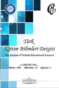 Türk Eğitim Bilimleri Dergisi