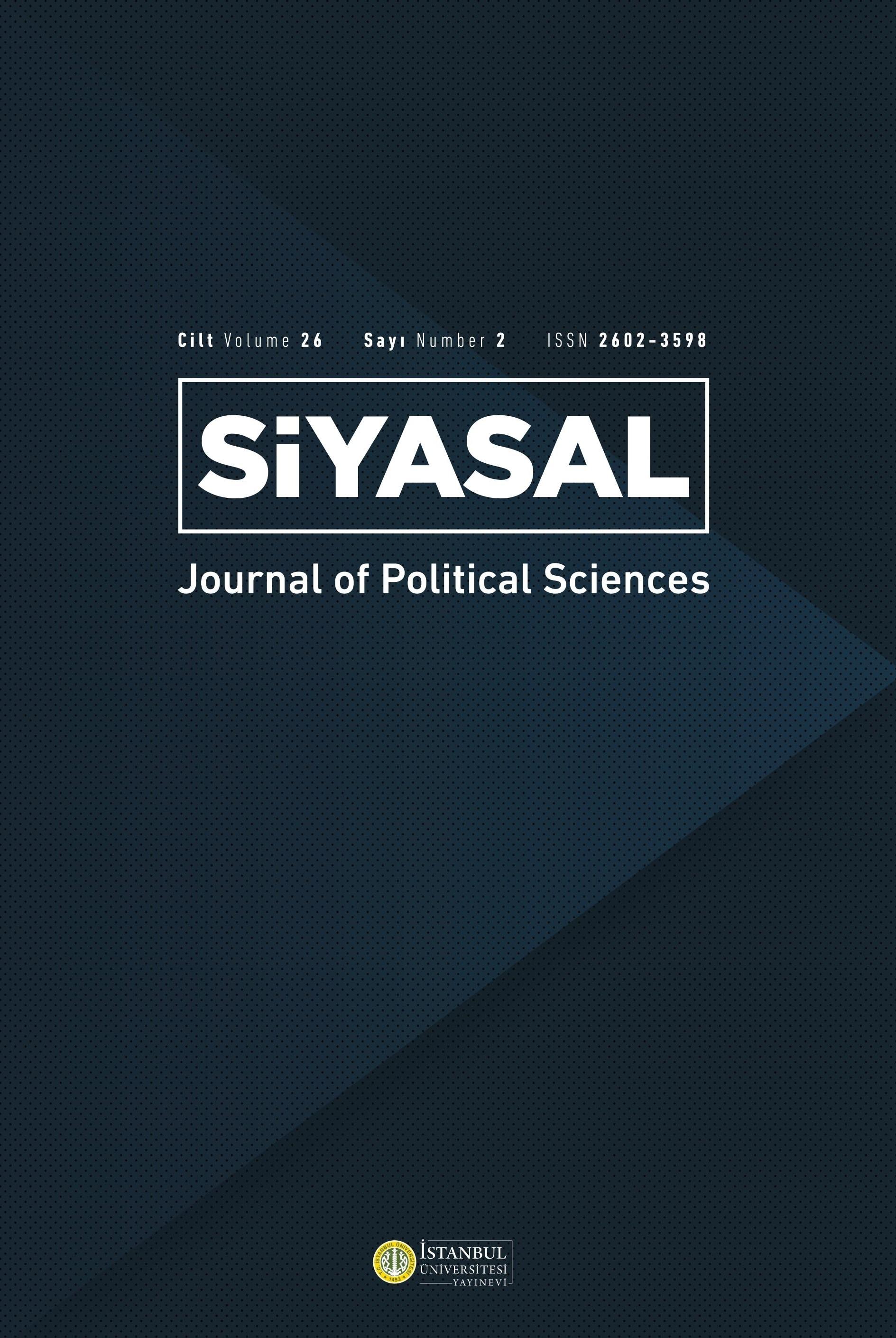 SİYASAL / Journal of Political Sciences