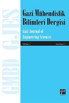 Gazi Mühendislik Bilimleri Dergisi