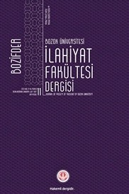 Bozok Üniversitesi İlahiyat Fakültesi Dergisi