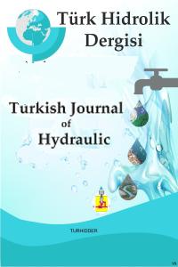 Türk Hidrolik Dergisi / Turkish Journal of Hydraulic