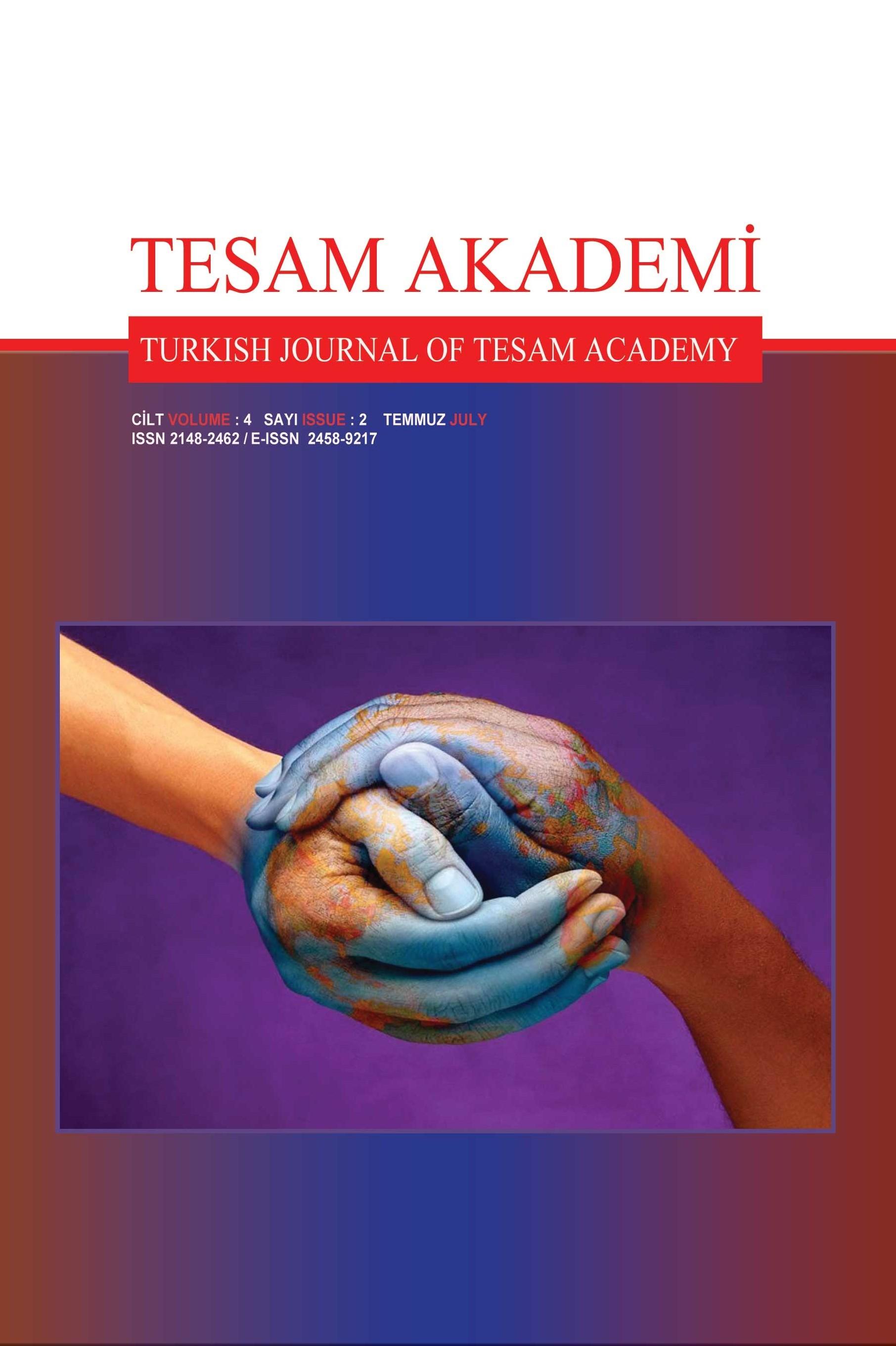 TESAM Akademi Dergisi