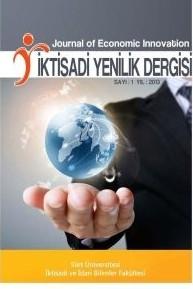 İktisadi Yenilik Dergisi