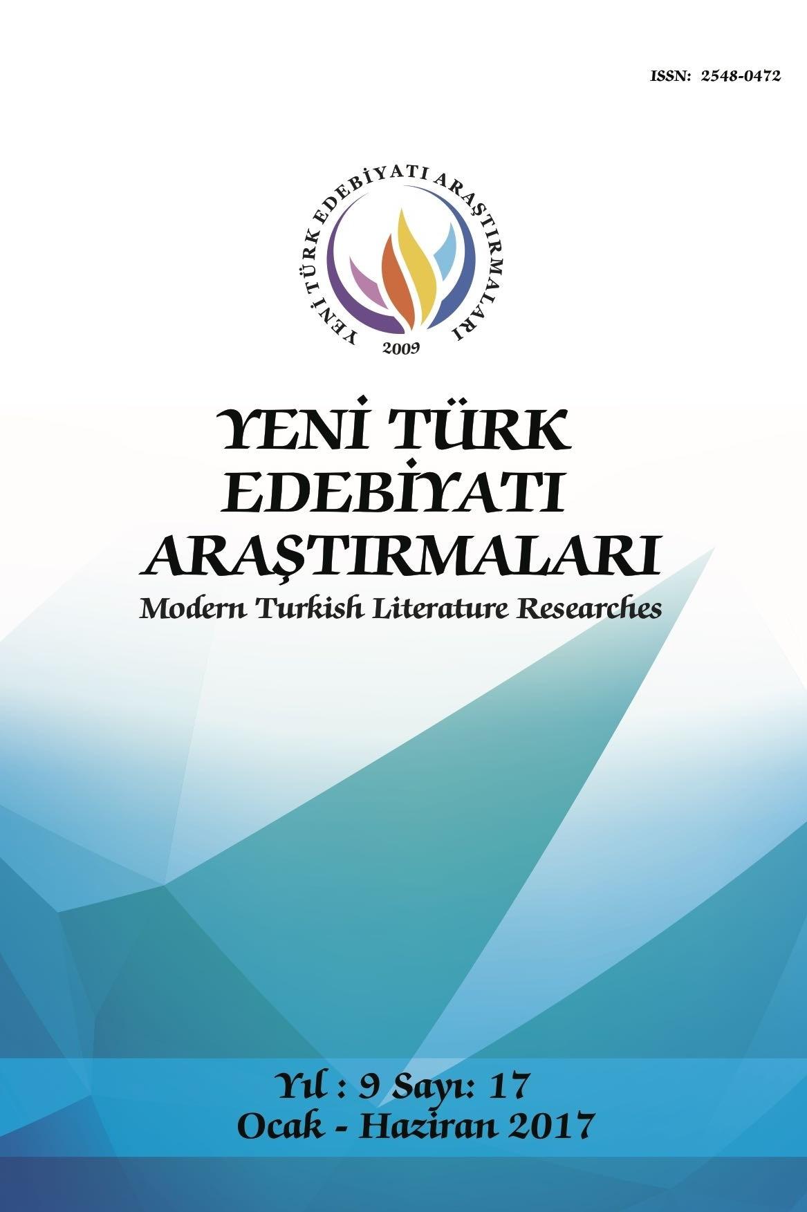 Yeni Türk Edebiyatı Araştırmaları