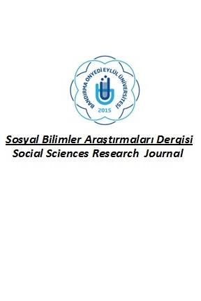Sosyal Bilimler Araştırmaları Dergisi