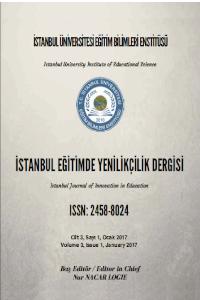 İstanbul Eğitimde Yenilikçilik Dergisi