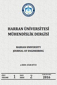 Harran Üniversitesi Mühendislik Dergisi