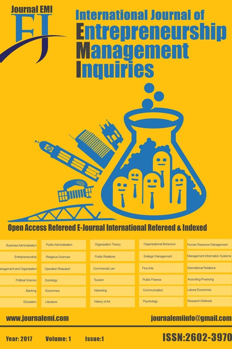 International Journal of  Entrepreneurship & Management Inquiries (EMI)