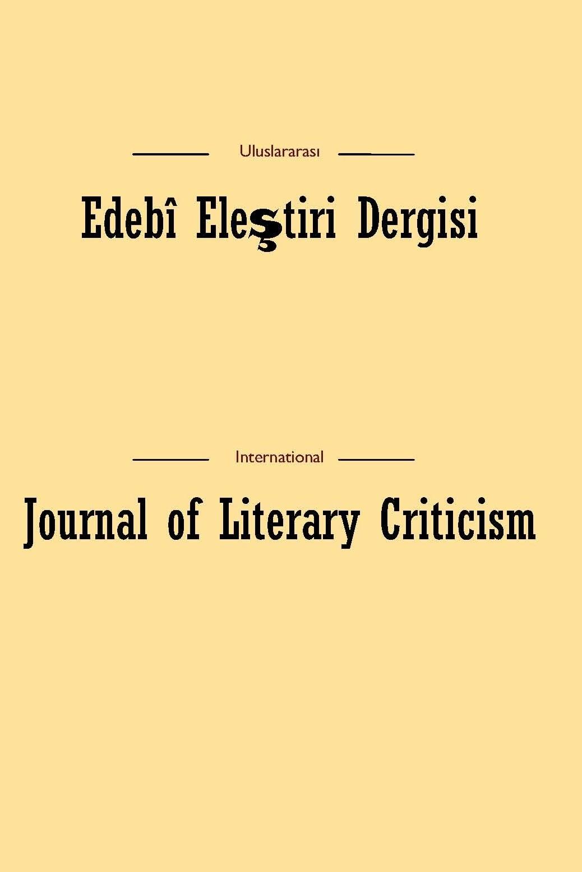 Edebî Eleştiri Dergisi