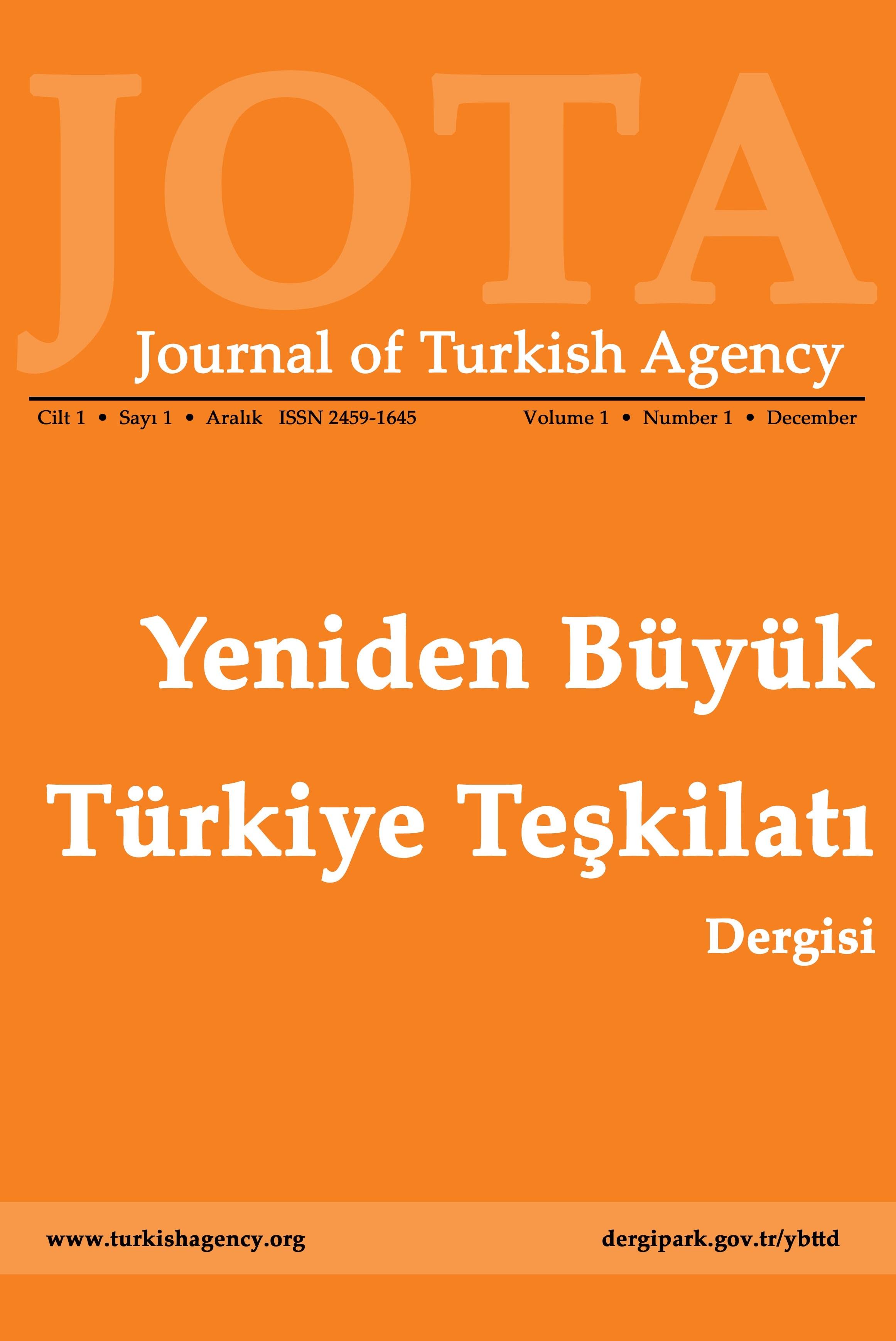 Yeniden Büyük Türkiye Teşkilatı Dergisi