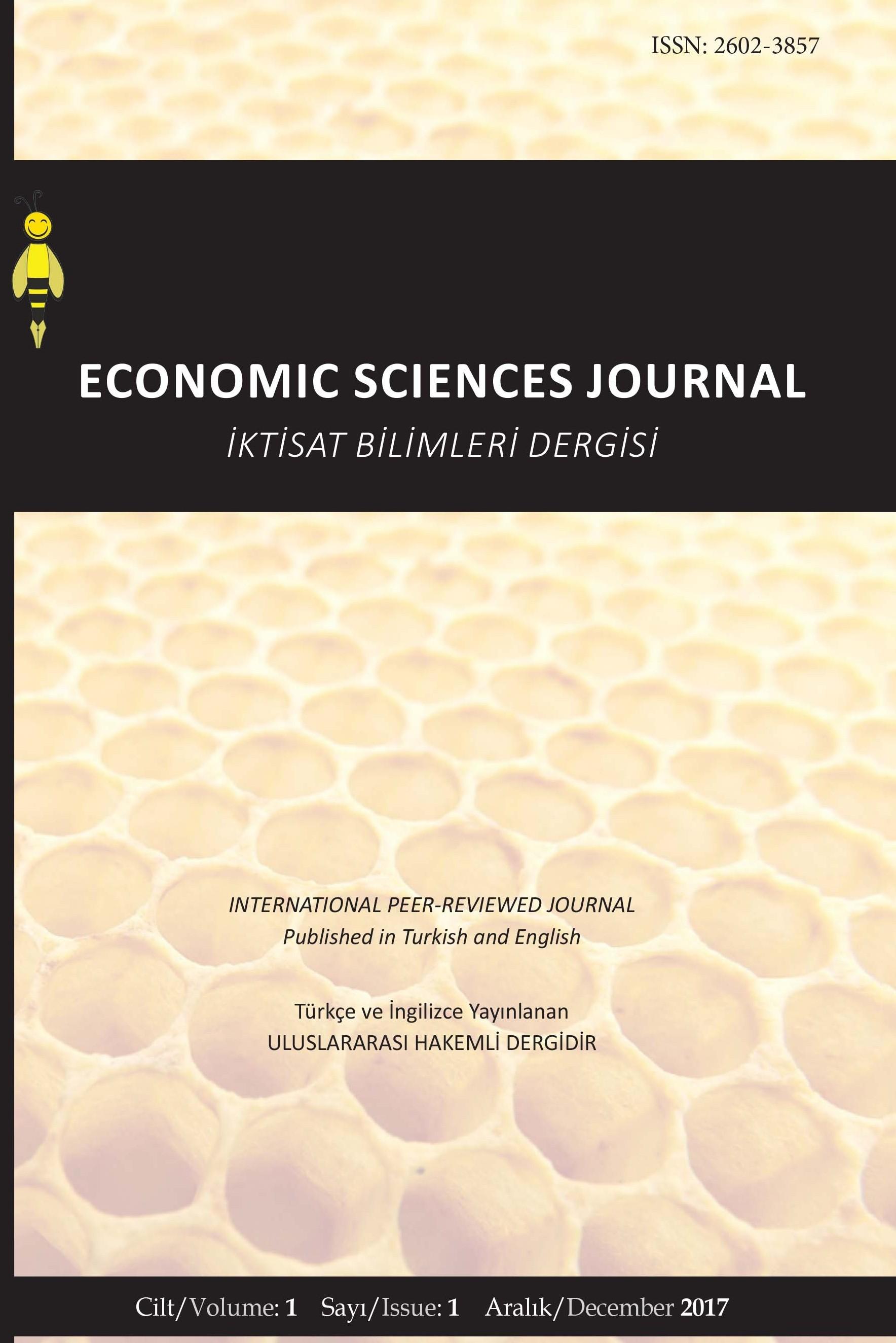 Economic Sciences Journal