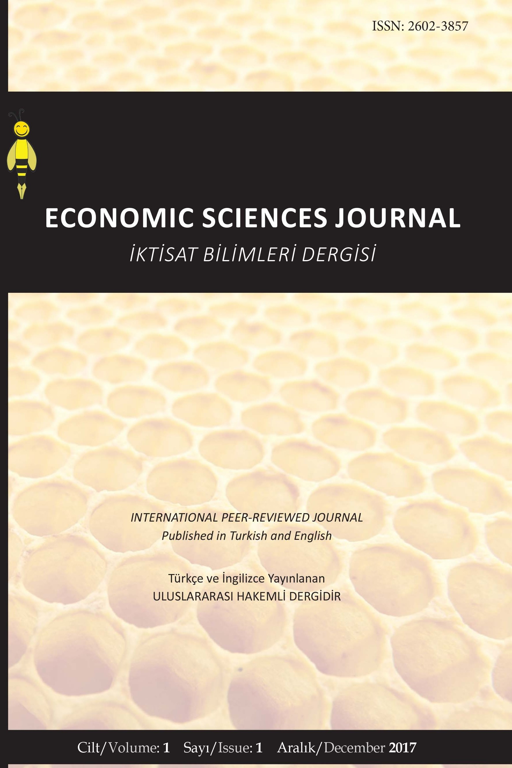 İktisat Bilimleri Dergisi
