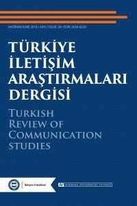 Türkiye İletişim Araştırmaları Dergisi