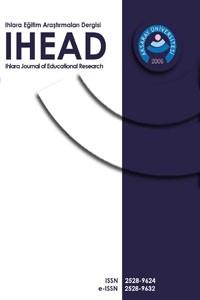 Ihlara Journal Educational Research