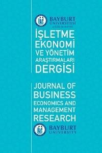 İşletme Ekonomi ve Yönetim Araştırmaları Dergisi