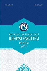 Journal of Divinity Faculty of Bayburt University