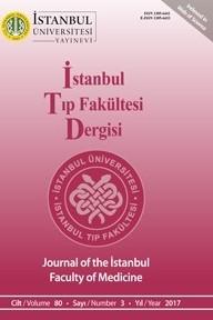 İstanbul Tıp Fakültesi Dergisi