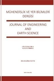 Mühendislik ve Yer Bilimleri Dergisi