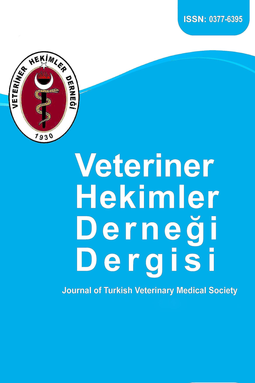 Veteriner Hekimler Derneği Dergisi