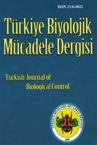 Türkiye Biyolojik Mücadele Dergisi