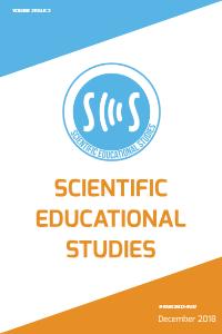 Scientific Educational Studies